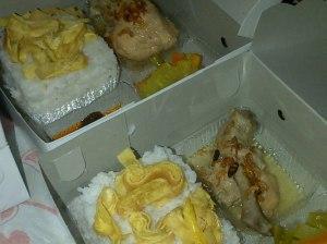 nasi kotak 4